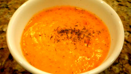 Imperial Carrot Soup