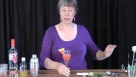 Skinny Watermelon Martini