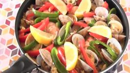 Paella Japonesa