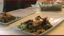 Hamptons Salad and Sandwiches