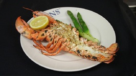 South African Deviled Rock Lobster