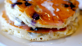 Wild Mountain Blueberry Pancakes