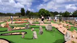Boneo Maze and Mini Golf, Melbourne's Mornington Peninsula