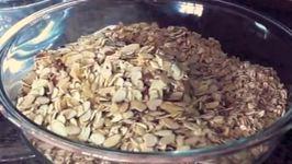 Homemade Granola - Raw or Toasted