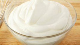 Dairy Free Coconut Whipped Cream