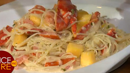 Gourmet Delight Lobster Pasta