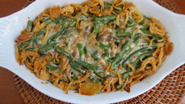 Betty's Version of Campbell's Classic Green Bean Casserole