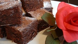 Low Fat Cocoa Brownies