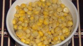 Masala Corn
