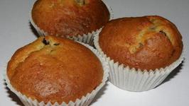 Whole Wheat Cupcakes