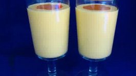 Creamy Mango Lassi