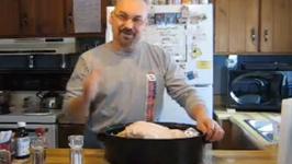 Bread Crumb Turkey Stuffing