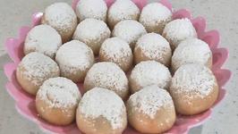 Melting Snowballs Cookie