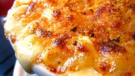 Baked Meat and Macaroni Pie