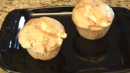 Cream Cheese Carrot Cake Muffin