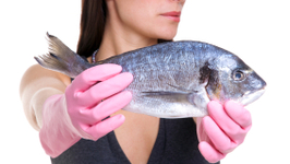 Tips To Remove Fish Odor