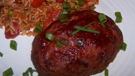 Baked Spicy Mini Chili Meatloaf