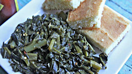 Vegetarian Southern Collard Greens