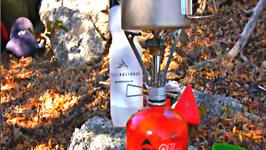 Shelf Reliance MSR PocketRocket Titan Kettle