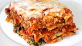 Cynthia's Lasagna
