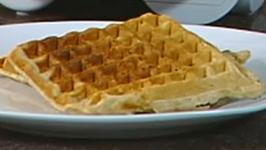 Easy Breakfast Waffles