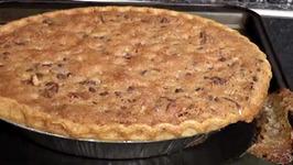 Homemade Chocolate Pecan Pie