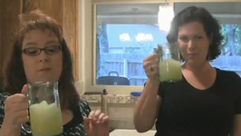 Homemade Lemonade with Oranges