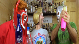 The Dead Doug Cocktail, with The Cthulhu Tiki Mug