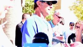 Dodgers Don Mattingly Talks Australia, Exhibition Games as Spring Training Ends