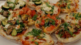 English Muffin Pizzas