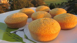 Corny Corn Muffins