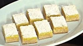 How to Make Lemon Bars - An Easy