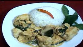 Thai Spicy Curry Chicken
