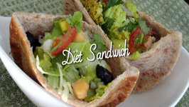 Healthy Sandwich Recipes & Tips- Eating Well - Falafel Beans Diet