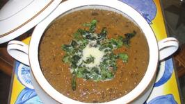 Dal makhani by Chef Sonali