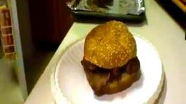 My VR To Ballistic BBQ Grilling Contest - Tri-tip Sandwich