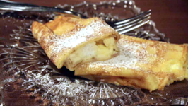 Crepes Filled with Lemon Souffle (part 2): Sweet World 18