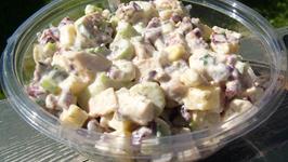 Old Fashioned Chicken Salad