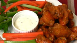 Super Bowl Recipe: Garlic and Habanero Hot Wings and Lemon Pepper Wings
