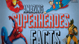Super Heroes - Facts that You Didn't Know - Comic Book Facts
