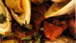 Clams with Chorizo