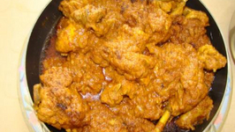 Low Cholesterol Indian Style Chicken