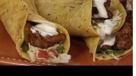 Grilled Shrimp Tacos with Leinenkugel's Summer Shandy
