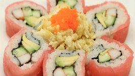 How to Make Sushi - Sakura Sushi Rolls
