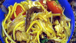 Chicken Egg Noodles