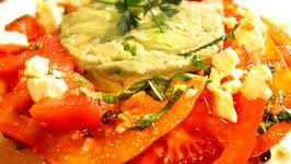 Creamy Avocado and Crab Salad
