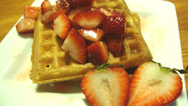 Episode 58 - Waffles and Strawberry Compote - 7-10-11