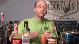 Orange Banana Cocktail