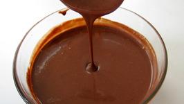 Chocolate Sauce Using Dark Rum