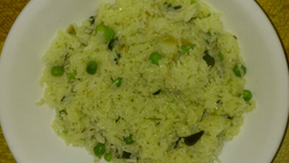 Hyderabadi Matar Pulao